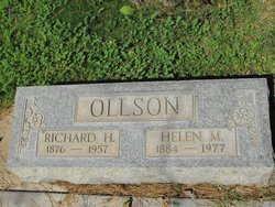Helen Margaret <i>McLaughlin</i> Ollson