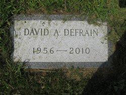 David A. Defrain