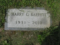 Harry G. Pappy Barrett