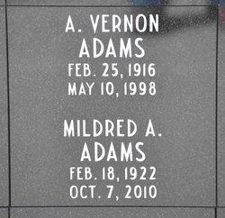 A. Vernon Adams