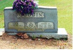 Hazel P <i>Price</i> Goodin
