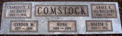Walter Stansifer Comstock