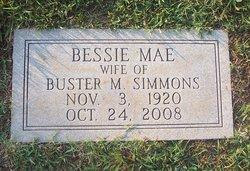 Bessie Mae Simmons