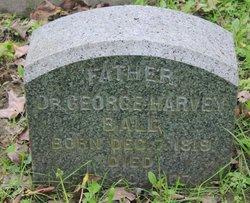 Dr George Harvey Ball