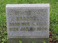 Lydia <i>Reimann</i> Brandel