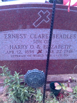 Ernest Clare Beadles