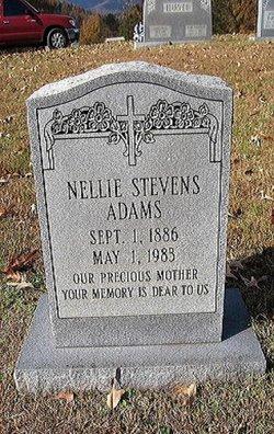 Nellie Stevens Adams