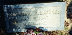 Marion Franklin Frank Edmonds