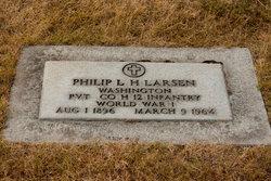 Phillip L. H. Larsen