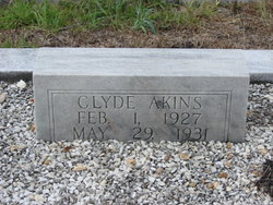 Clyde Akins
