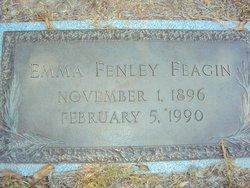 Emma <i>Fenley</i> Feagin