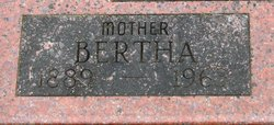 Bertha Anensen