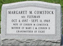 Margaret Mary <i>Flexman</i> Comstock