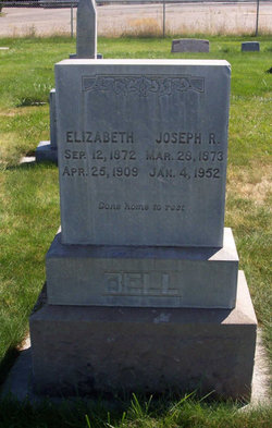 Elizabeth <i>Small</i> Bell