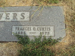 Frances O <i>Curtis</i> Bowers