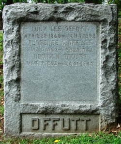 Lucy Lee <i>Saunders</i> Offutt