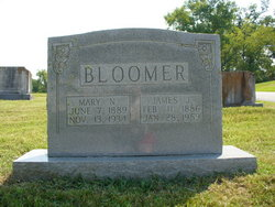 Mary M Bloomer