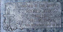 Ronald James Rayland Allen