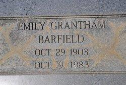 Emily <i>Grantham</i> Barfield