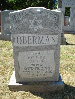 Samuel Sam Oberman