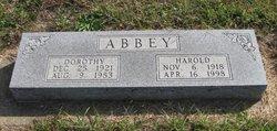 Harold Abbey