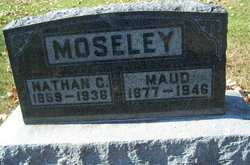 Nathan Clement Moseley