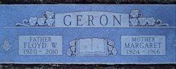 Floyd Weldon Geron, Sr