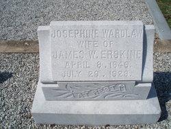 Josephine <i>Wardlaw</i> Erskine