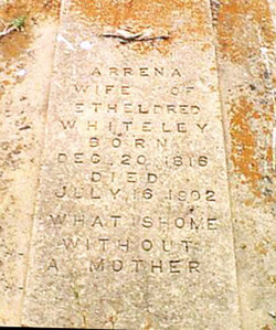 Arrena L. <i>Walker</i> Whiteley