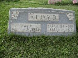 Sarah Belle <i>Springer</i> Floyd