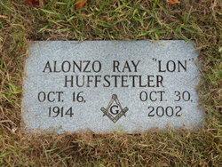 Alonzo Ray Lon Huffstetler