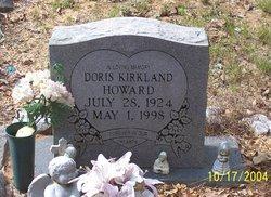 Doris Mildred <i>Kirkland</i> Howard