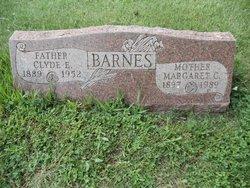 Clyde Edward Barnes