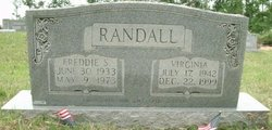 Virgina <i>Grant</i> Randall