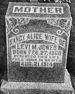Nancy Alice <i>Bellamy</i> Jones