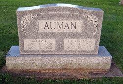 Walter F Auman
