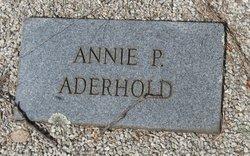 Annie P. Aderhold