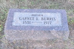 Garnett Leona <i>Biggs</i> Burris