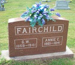 Annie E. <i>Smith</i> Fairchild