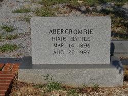 Hixie <i>Battle</i> Abercrombie