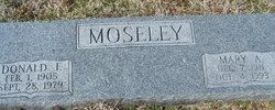 Donald F. Moseley