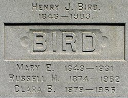 Mary Ellen <i>Chase</i> Bird
