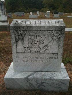 Gettys S. <i>Cross</i> Adams