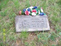 Derrel M Anderson