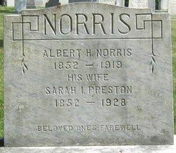 Sarah I <i>Preston</i> Norris