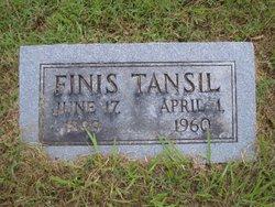 Finis Tansil