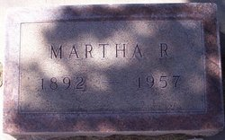 Martha <i>Richards</i> Farmer