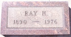 Ray Harold Farmer