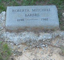 Roberta <i>Mitchell</i> Barbre