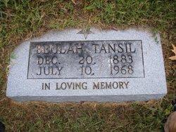 Beulah <i>Winston</i> Tansil